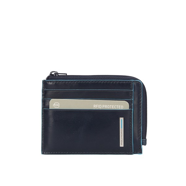 Piquadro Wallets Card Holder Pp4822b2r Blue2
