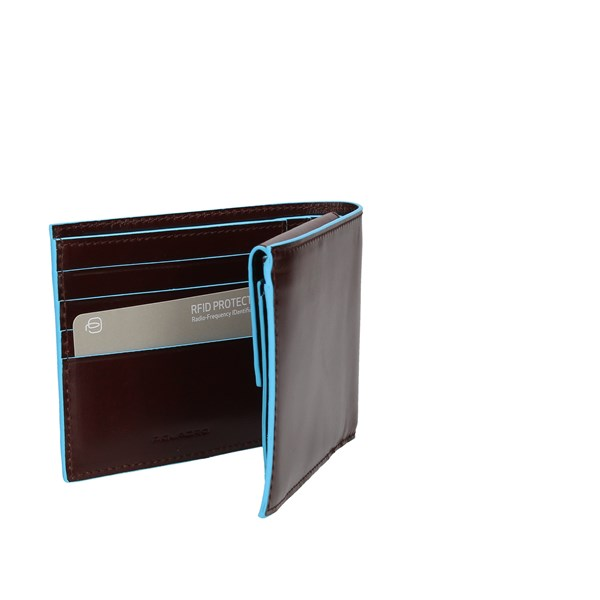Piquadro Pu257b2r Mahogany Accessories Man