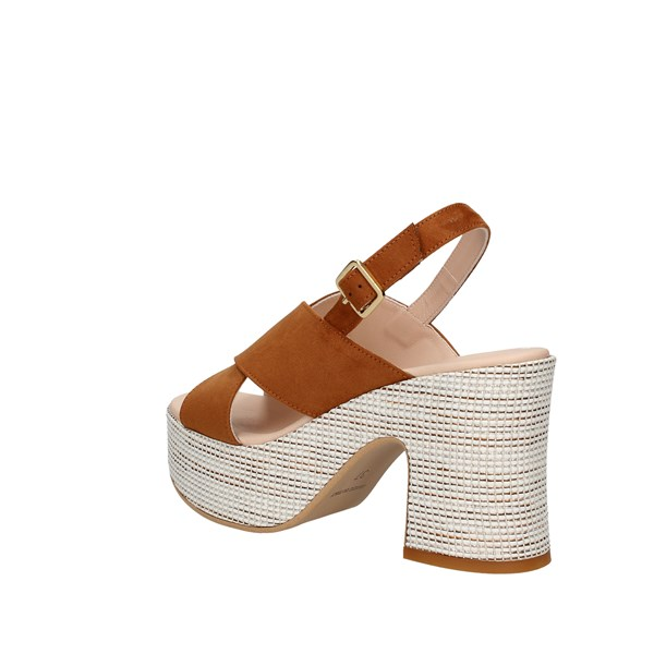 Le Mer With heel Leather