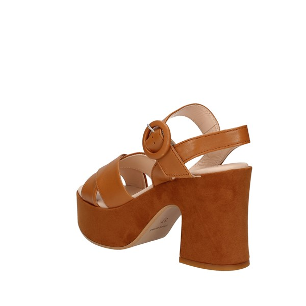 Le Mer Sandals Leather