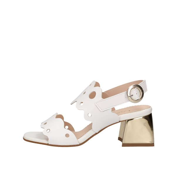 Le Mer With heel White