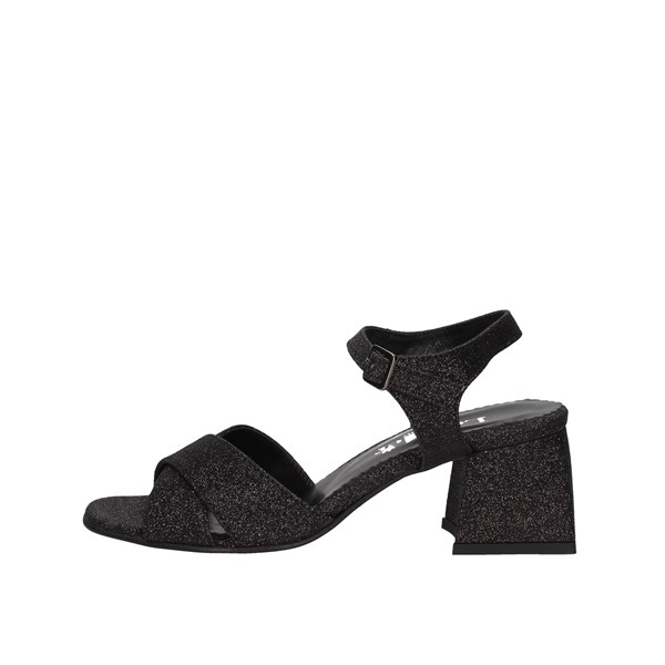 Le Mer Heeled Shoes Check Woman 465/p12 0