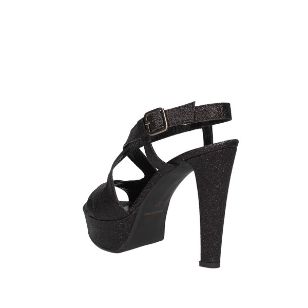 Le Mer Heeled Shoes Check Woman 474 1