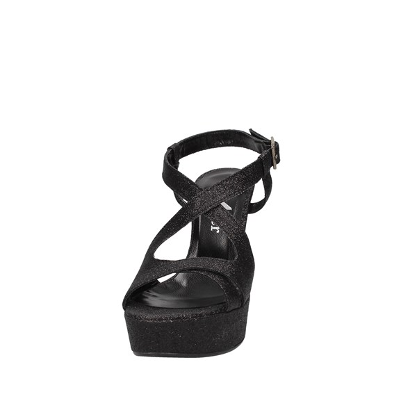 Le Mer Heeled Shoes Check Woman 474 7
