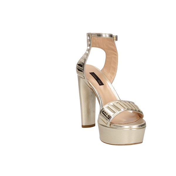Andrea Pinto Heeled Shoes With Plateau Woman 733 6
