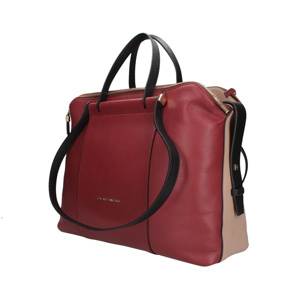 Piquadro shoulder bags Red
