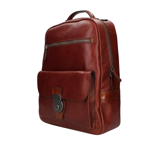 The Bridge Backpack Leather