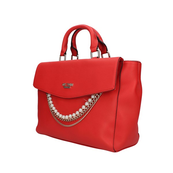 Mytwin By Twin Set Hand Bags Red