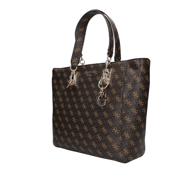 Guess Shopping Bag Brown