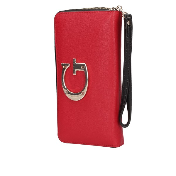 Guess Wallet Red