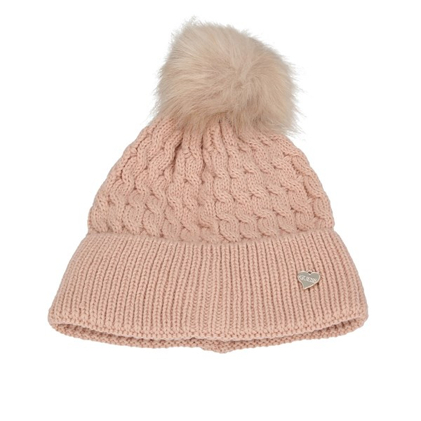 Guess Beanie Pink