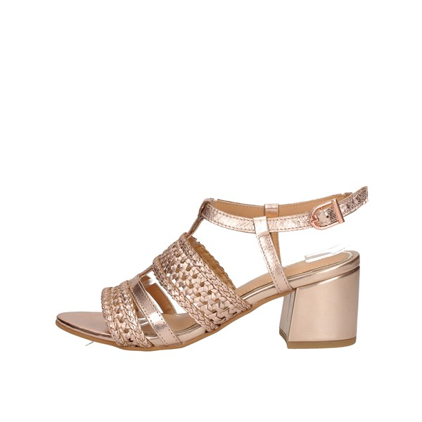 Gioseppo Sandals Rose Gold