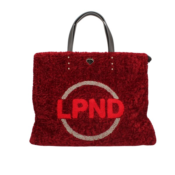 Le Pandorine Shopping bags Red