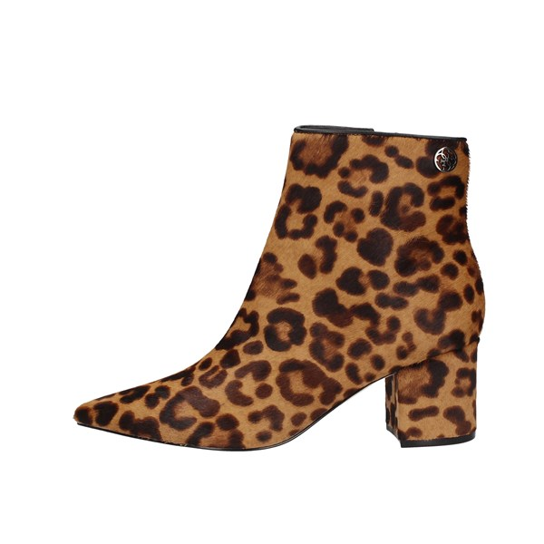 Guess boots Leopard