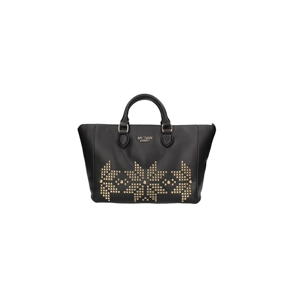Mytwin By Twin Set Hand Bags Black