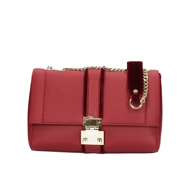 Be Blumarine shoulder bags Red