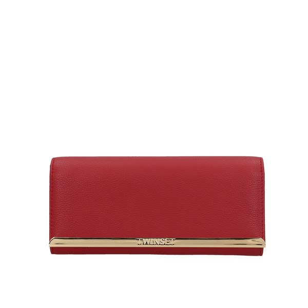 Twinset Wallet Red