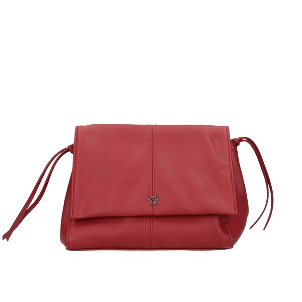 Ynot? Hand Bags Red