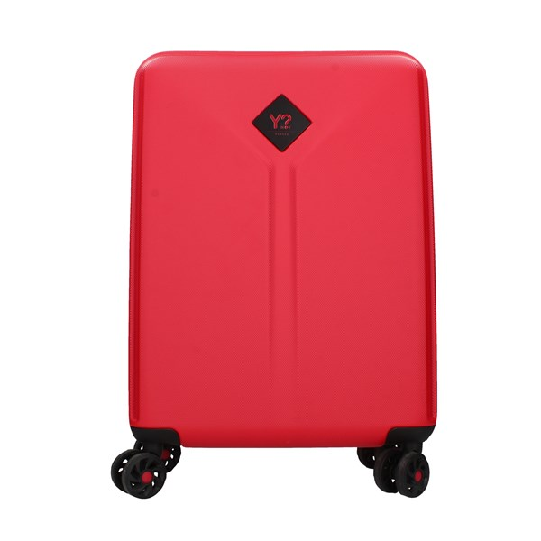 Ynot? Medium carry on Red