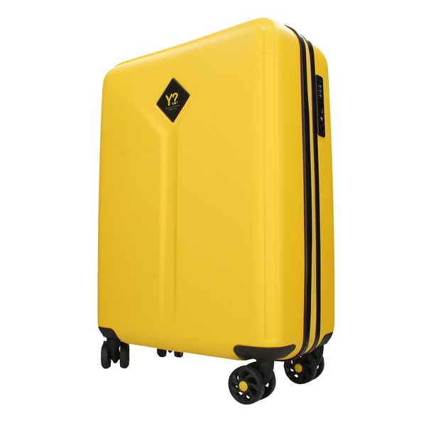 Ynot? Big carry-on Yellow