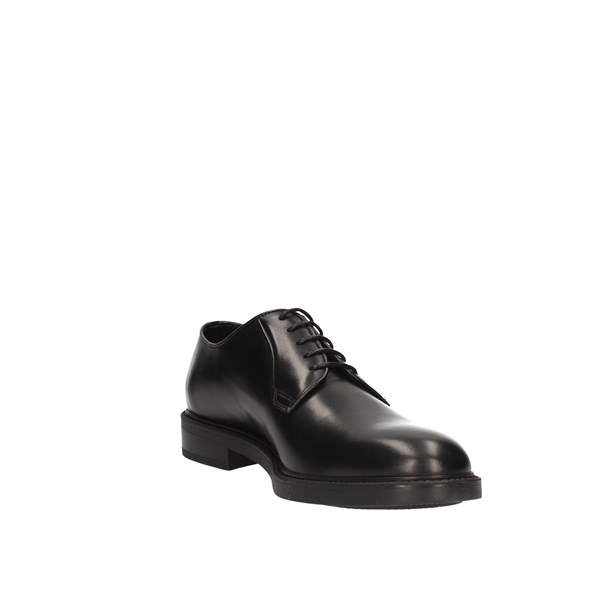 L'homme National 1019 Black Shoes Man
