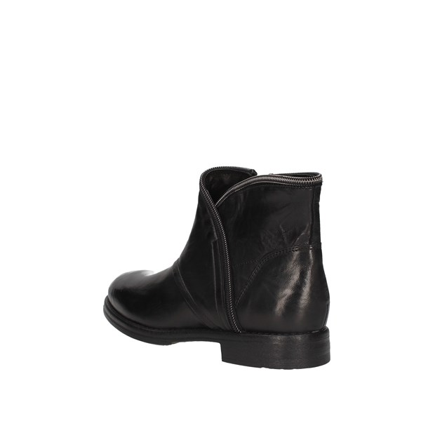 Creative Ankle boots Black