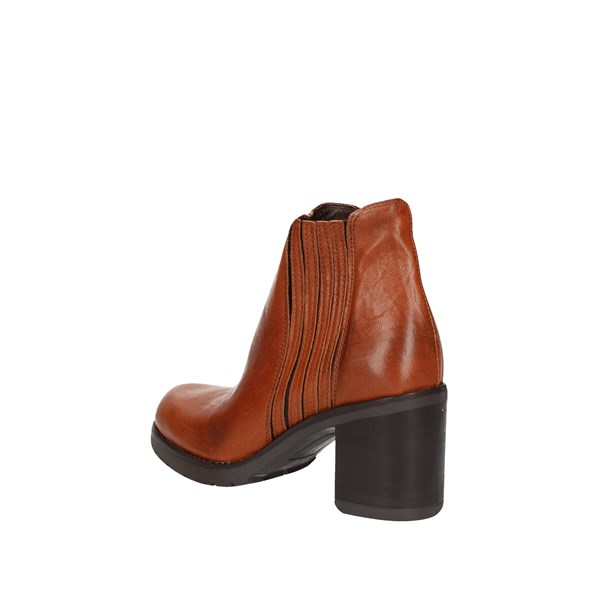 Creative Ankle boots Leather
