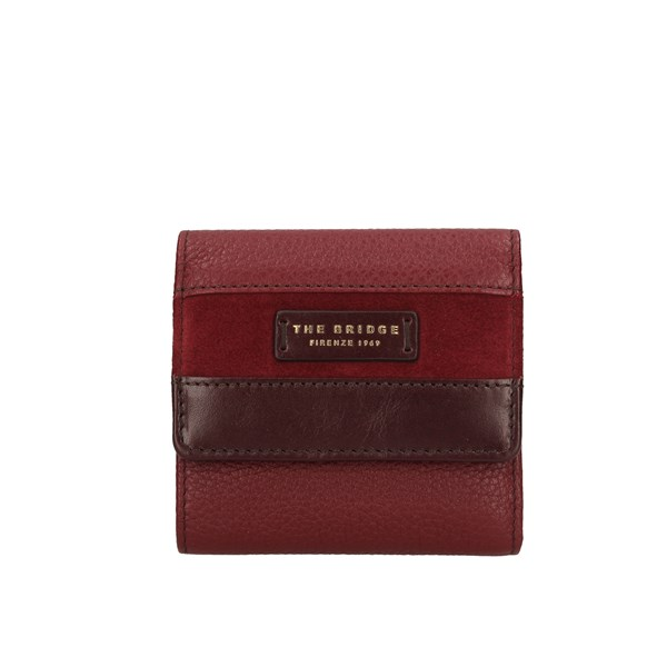 The Bridge Wallet Red