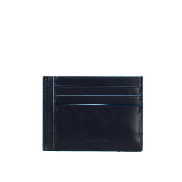 Piquadro Card Holder Blu2