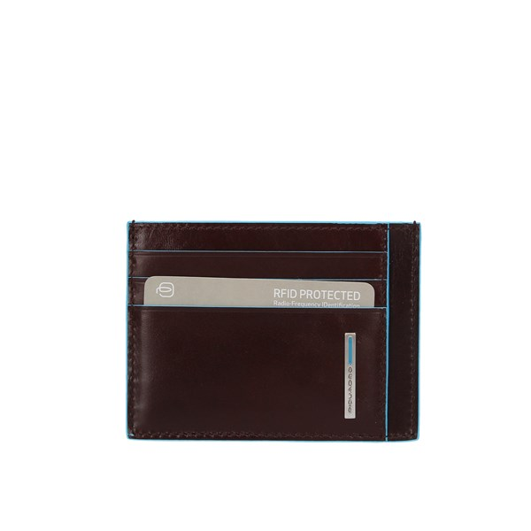 Piquadro Wallets Card Holder Pp2762b2r Mahogany