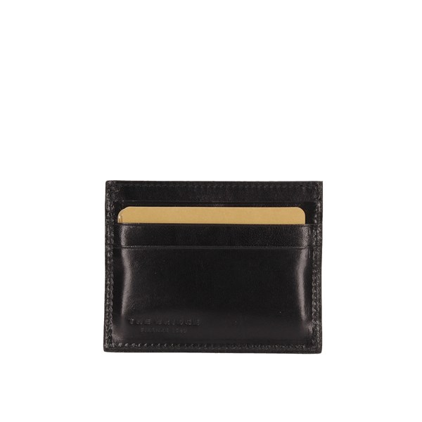 The Bridge Card Holder Black