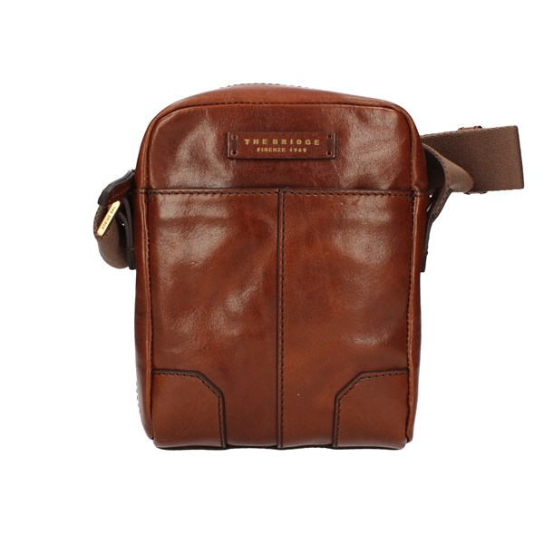 The Bridge Shoulder straps & Messenger Brown