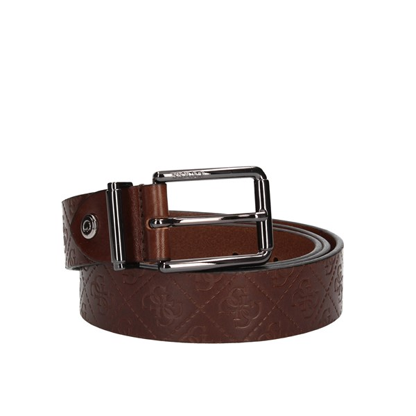 Guess Belts Dark Brown