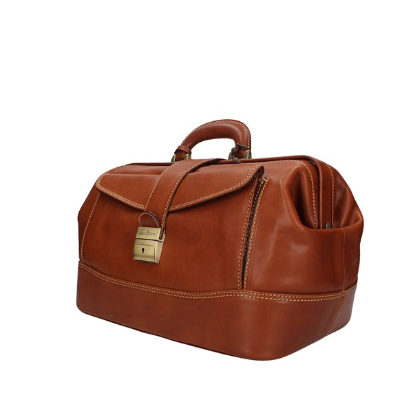 Gianni Conti Doctor's bag Cognac