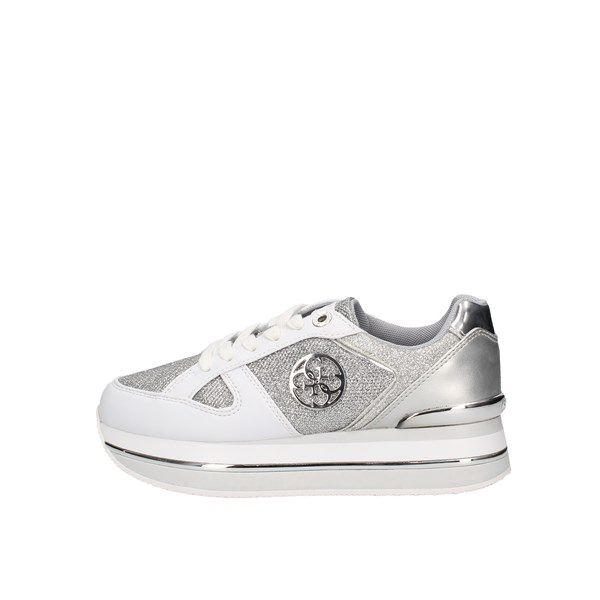 Guess Sneakers  low Woman Fl5dlyfam12 0
