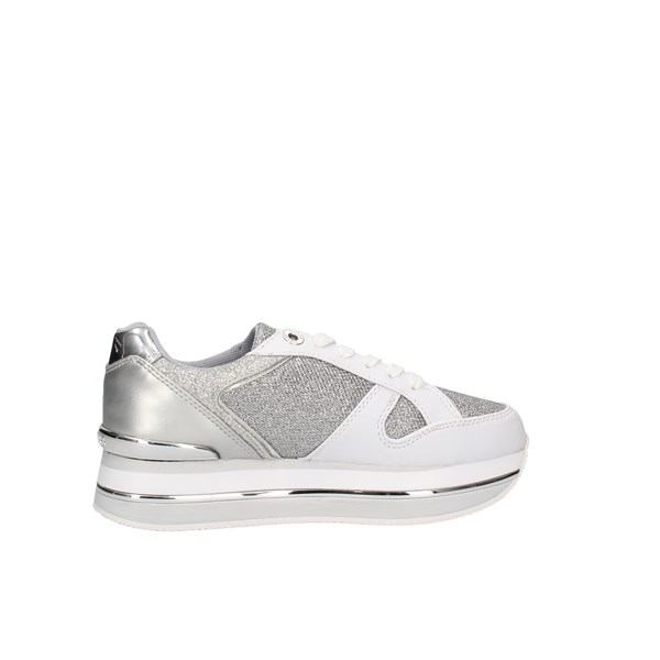 Guess Sneakers  low Woman Fl5dlyfam12 4