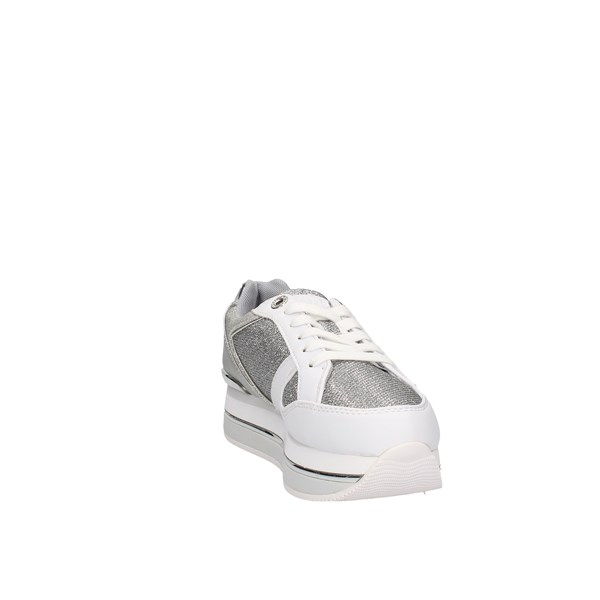 Guess Sneakers  low Woman Fl5dlyfam12 6