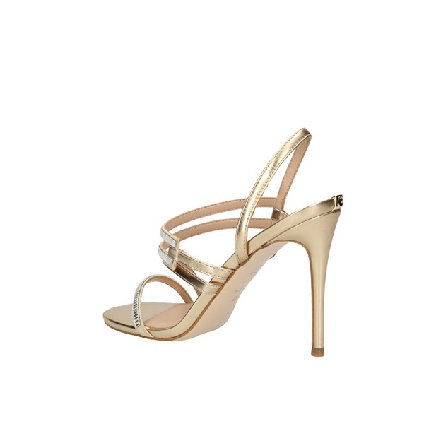 Guess With heel Gold
