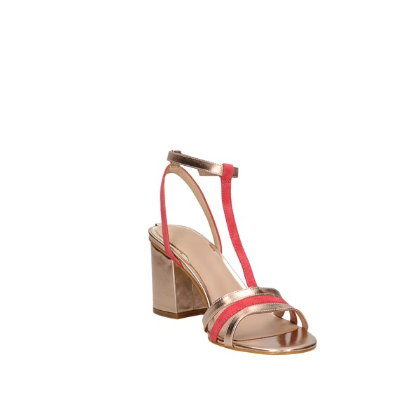 Guess Sandals With heel Woman Fl6mselea03 6