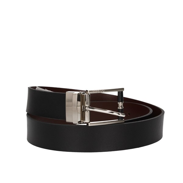 Guess Belts Black / brown