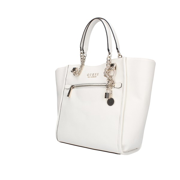 Guess Hand Bags white