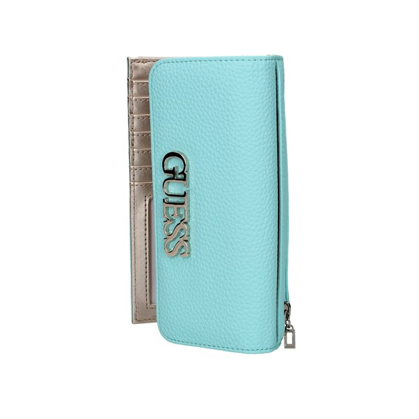Guess With zip Turquoise