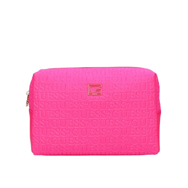 Guess Clutch Fuchsia