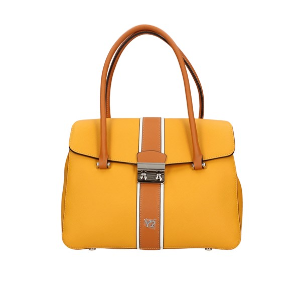 Ynot? Hand Bags yellow