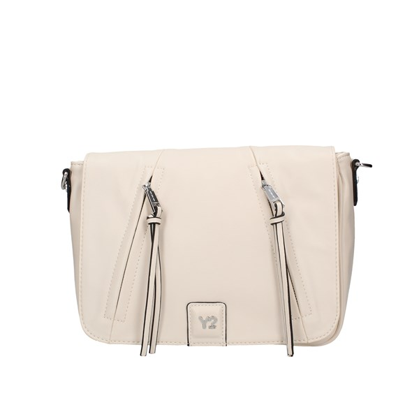 Ynot? Shoulder Bags white