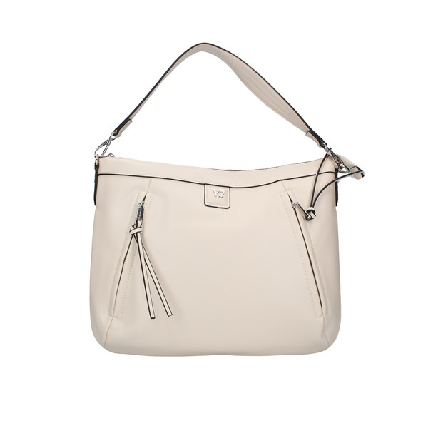 Ynot? Hand Bags white