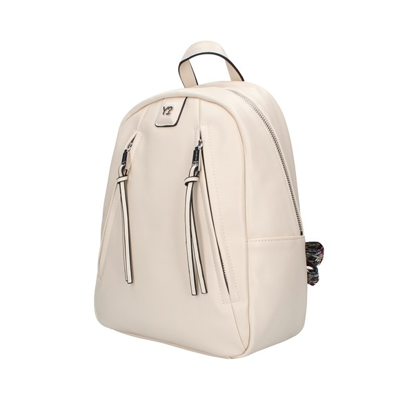 Ynot? Backpacks white