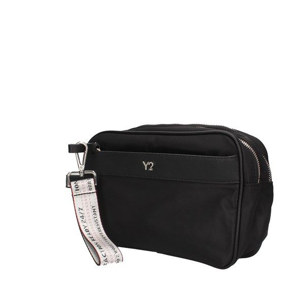 Ynot? Beauty bags Black