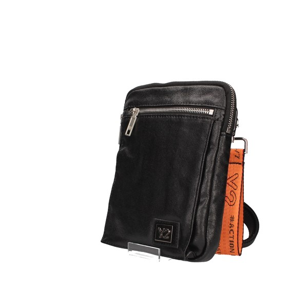 Ynot? Shoulder straps & Messenger Black
