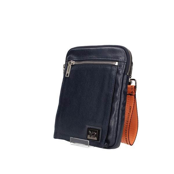 Ynot? Shoulder straps & Messenger Navy